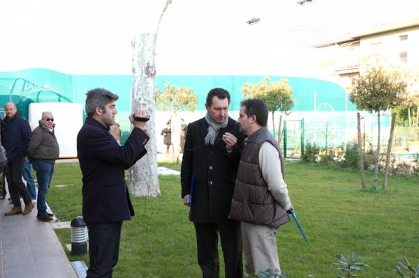 Un ringrazimento particolare a Toscana Tv Tv Prato La Nazione Il Tirreno Radio Blu e Grantennistoscana
